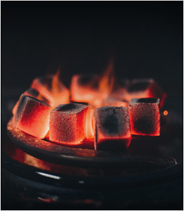 Coconut Shell Briquette